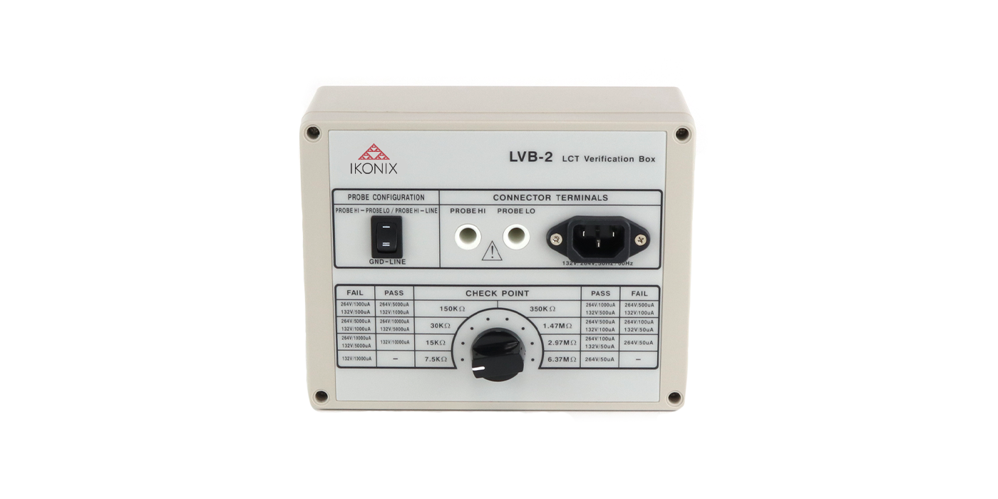 Line Leakage Verification Box 2 - LVB-2