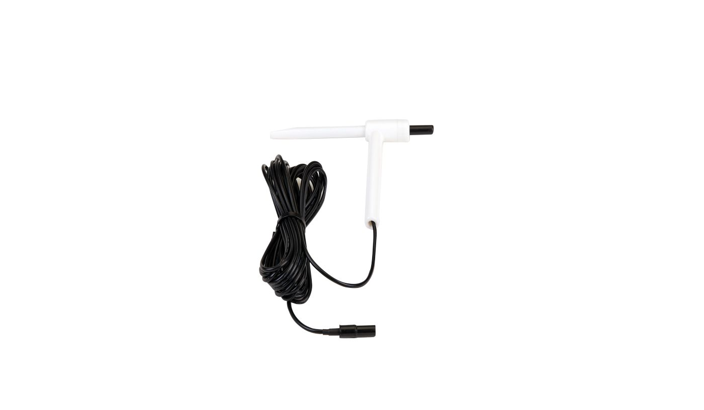 RETRACTABLE RETURN PROBE, 10 FT LEAD