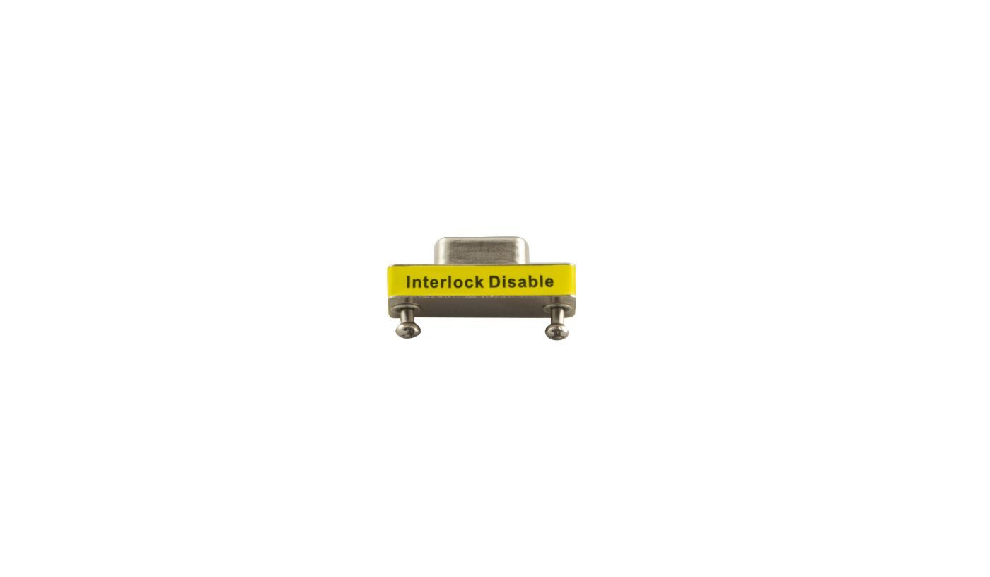 INTERLOCK CONNECTOR STANDARD