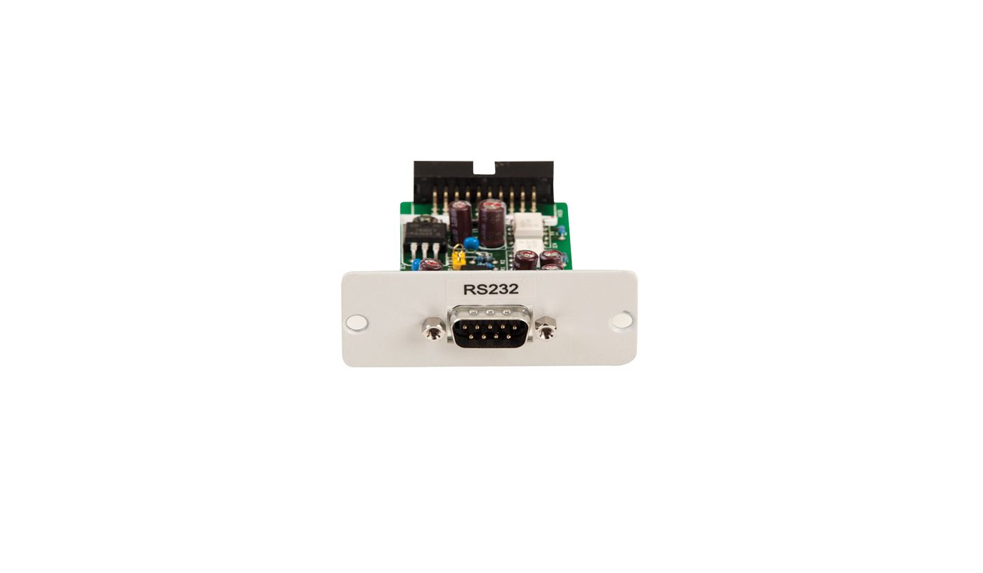 RS-232 Interface